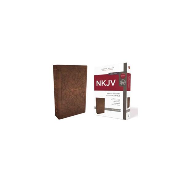 9780785218128 NKJV Single-Column Reference Bible
