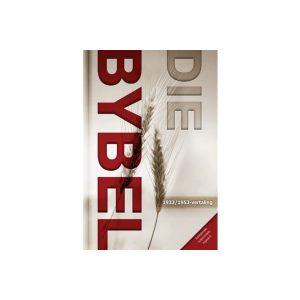 780798218764 Afrikaans Bybel 1933 1953