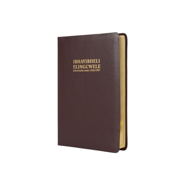 9780798222143 ISIZULU 1959 NO complete Bible