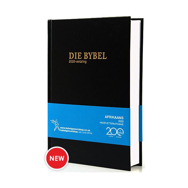 9780798224208 afrikaans bible 2020 capital letter