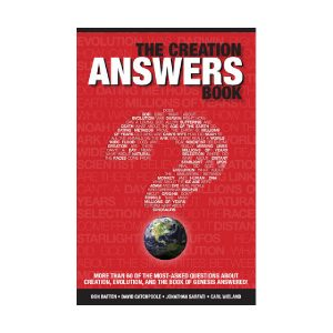 9780949906625 creation answers book